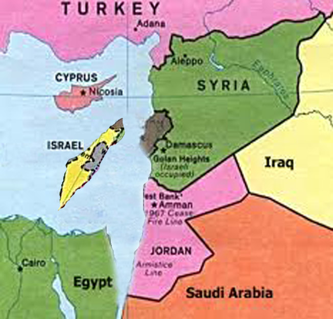 iraq and palestine essay